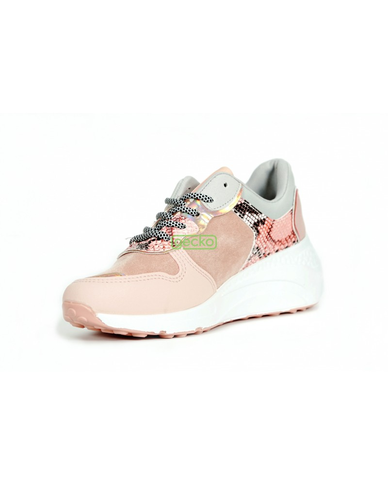 Sneakers Δίσολα YL-37